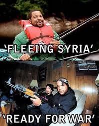 Ice Cube Meme - huffpost uk on twitter anti refugee meme claims ice cube is