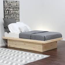 Flat Platform Bed Bedroom Furniture Sets Flat Form Beds Full Size Platform Bedroom