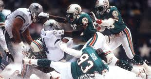 5 things you forgot about dallas and miami s epic 1993 snow bowl