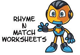 thanksgiving rhymes rhyming words worksheets