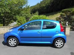 peugeot door peugeot 107 1 0 urban 5 door car for sale llanidloes powys mid