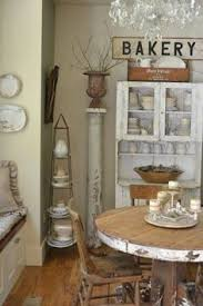 Shabby Chic Farmhouse Decor by Farmhouse Hutch Makeover With Country Chic Paint Country Chic