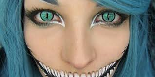 How To Make Makeup For Halloween by Cool Makeup Ideas For Halloween Makeupideas Info