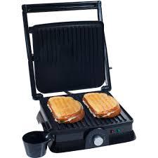 Which Sandwich Toaster Hamilton Beach Panini Maker Model 25460 Walmart Com