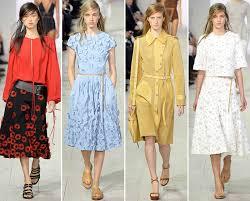 michael kors spring summer 2016 collection new york fashion week