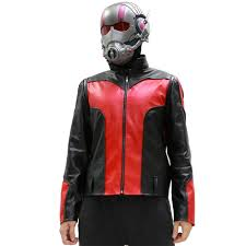 halloween jacket marvel ant man jacket cosplay costume u2013 xcoser costume