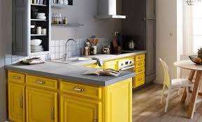 cuisine moderne jaune cuisine noir et jaune excellent cuisine noir et jaune meuble de