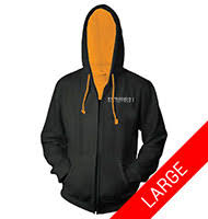 battlefield 1 zip up hoodie large for collectibles gamestop