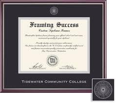 virginia tech diploma frame virginia cus bookstore framing success scholastic