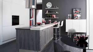 deco cuisine gris et blanc deco cuisine gris et blanc nouveau cuisine moderne grise luxe