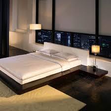Minimalist Modern Modern Bed Design Houseofphy Com