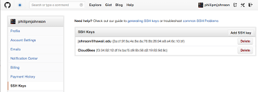 github tutorial key play exle continuous integration