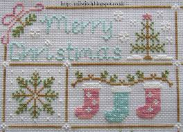 Country Cottage Cross Stitch Vintage Christmas Country Cottage Needleworks