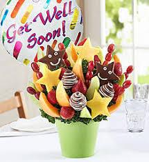 fresh fruit bouquet wichita ks get well fruit arrangements fruitbouquets