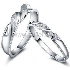 personalized engraved rings custom made engraved zircon sterling silver rings