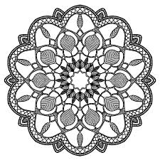 free printable mandala coloring pages page 2