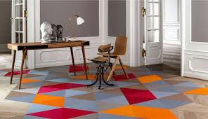 modern carpet trends colors forms materials and innovations