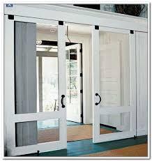 Sliding Screen Patio Door Sliding Patio Doors With Screens Clear Glass Door Screen