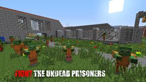How To Use Minecraft Maps Dead Prison An Adventure Map For Minecraft 1 7 10