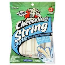 carbs in light string cheese frigo cheese heads light string cheese reviews viewpoints com