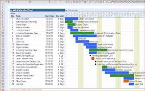 Excel Timeline Templates 5 Excel Timeline Chart Ganttchart Template