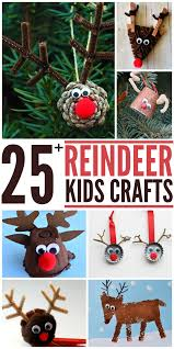 Kids Reindeer Crafts - 25 reindeer crafts for kids reindeer craft craft and winter