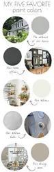my five favorite paint colors driven by decor