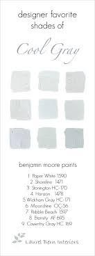 Cool Gray Paint Colors   9 fabulous benjamin moore cool gray paint colors laurel home