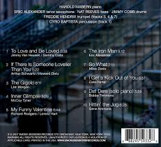to love and be loved by harold mabern amazon co uk music