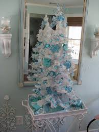 Blue Christmas Theme Decorations by 482 Best Blue Silver White Xmas Images On Pinterest Christmas