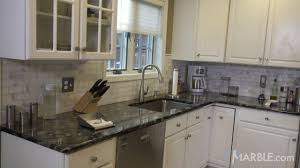 White Granite Kitchen Countertops by Top 5 Kitchen Countertop Choices For White Cabinets