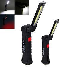420 lumen led work light portable cing lantern usb rechargeable led work light magnetic