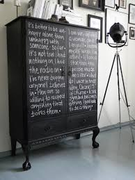 Holz Schrank Wohnzimmer Einrichtung Diy Projekt Ein Schrank Mit Tafellack Diy Pinterest