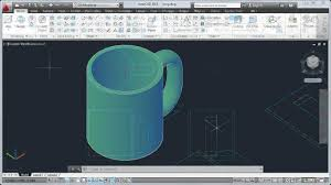 autocad 2013 tutorial how to convert 2d to 3d objects youtube