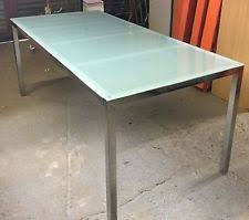 tempered glass table top ikea ikea glass tables ebay