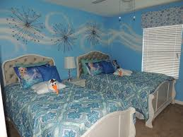 frozen and avenger rooms 4 bedroom 3 bath in luxury resort near