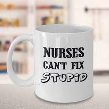 weird coffee mugs gift for nurse