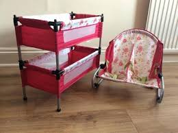 Dolls Bunk Beds Uk Baby Doll Bunk Beds Baby Doll Bunk Bed Toys R Us Shopsonmall