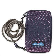 kavu go time bi fold wallet dots 9104 593 shoeshackonline