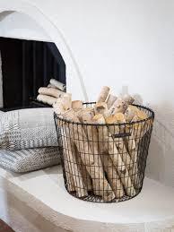 Large Basket For Storing Throw Pillows 18 Storage Organization Ideas Using Baskets Hgtv