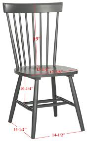casual dining chairs amh8500g set2 dining chairs furniture by safavieh