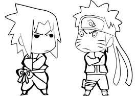 akatsuki coloring pages kidscolouringpages orgprint u0026 download naruto vs sasuke coloring