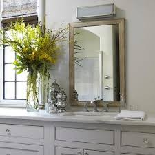 mercury glass bathroom accessories design ideas