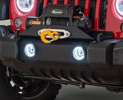 jeep christmas lights jeep fog lights quadratec