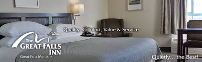 Comfort Inn Great Falls Mt Official Website For The Great Falls Inn By Riversage Great
