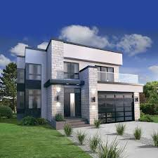 Modern Home Design For Narrow Lot Cool Modern House Plans For Narrow Lots Time To Build