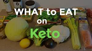what to eat on the ketogenic diet our keto food staples youtube
