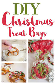 diy christmas gift chocolate dipped pretzel bags simply sweet days