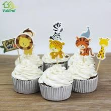 safari cake toppers free shipping on cake decorating supplies in event party