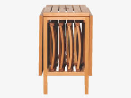 Folding Table With Chairs Inside Zeno Oak Garden Table And 4 Chairs Set Small Places Folding